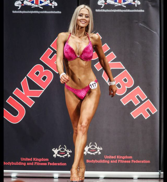 our bikinis in competition