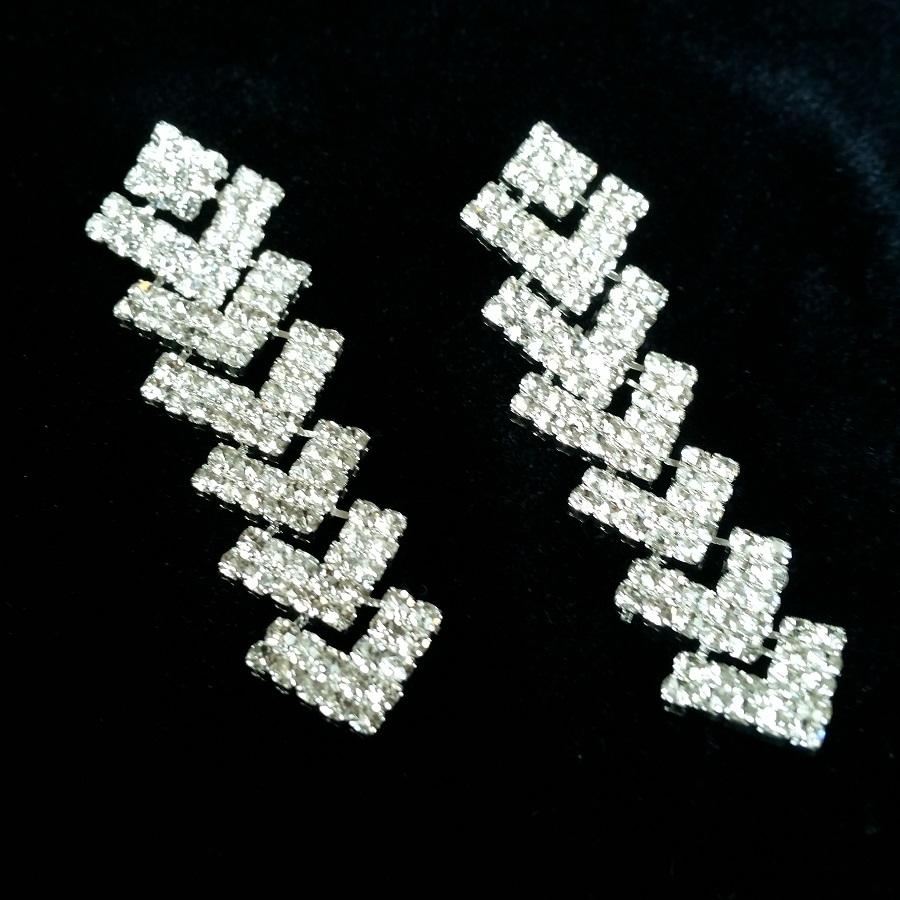 Diamante Competion Jewellery