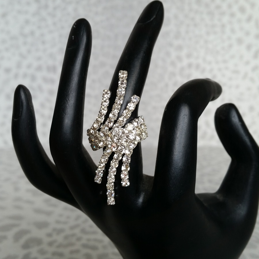 Competition Diamante Ring